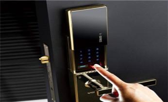 开修换安装电子指纹锁 开修保险柜密码锁_附近正规专业开锁换锁芯维修锁师傅公司的电话