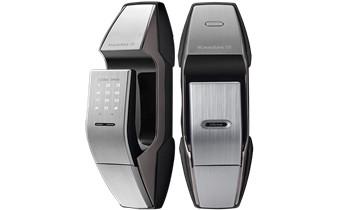 防盗门开锁 维修 换锁 安装电子指纹锁电话_附近开换修锁指纹锁安装公司师傅电话